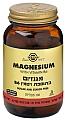 מגנזיום בתוספת ויטמין B6 - סולגאר