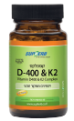ויטמין K2 + D400 - סופרהב