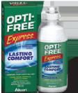 אופטי פרי אקספרס תמיסה לעדשות מגע רכות  OPTI-FREE Express