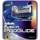 ג'ילט פיוז'ן פרוגלייד (4 יחידות) Gillette Fusion ProGlide