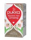 ג'ינסנג אדום (30 כמוסות) - פוקה Pukka - משלוח חינם!