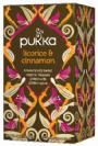 תה ליקוריץ וקינמון - פוקה Pukka