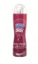 """ג'ל סיכוך (50 מ""""ל) Durex Play Cherry"""