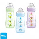 """בקבוק לתינוק (270 מ""""ל) - לגילאי חודשיים ומעלה - מאמ"""