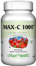 ויטמין סי 1000 (250 כמוסות) - Maxi Health