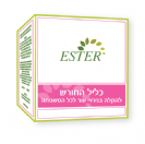 """כליל החורש - להקלה בגירויי עור לכל המשפחה (40 מ""""ל) - ESTER"""
