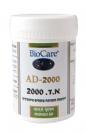 א.ד. 2000 לטיפול בעייפות, דכדוך, דיכאון וחרדות (60 כמוסות) - Bio-Care