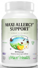 אלרג'י סופורט (90 קפסולות) - Maxi Health