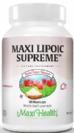 מקסי ליפואיק סופרים (60 קפסולות) - Maxi Health