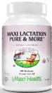 מקסי לקטיישן פיור (135 קפסולות) - Maxi Health