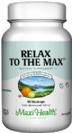 רילקס טו דה מקס (60 קפסולות) - Maxi Health
