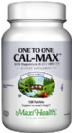 קלמקס 1x1 (מאה ועשרים טבליות) - Maxi Health