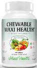 מולטי ויטמין למציצה לילדים (180 כמוסות) - Maxi Health