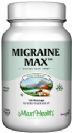מיגרנה מקס (120 קפסולות) - Maxi Health
