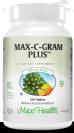 מקס סי גרם פלוס (180 טבליות) - Maxi Health