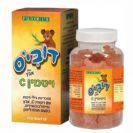 דובי'ס ויטמין C בתוספת אבץ (50 דובונים) - פלוריש
