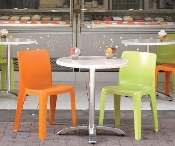 כסא פלסטיק - רייסאן