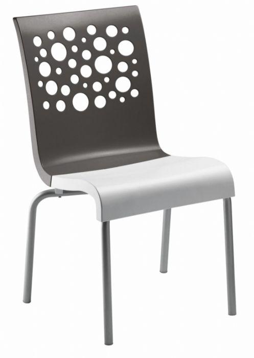כסא פלסטיק - סירקלס