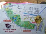 פאזל של מפת הפארק
