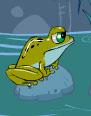 משחק צפרדעים מחליפות מקום