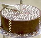 שוקולד עם צורות גיאומטריות