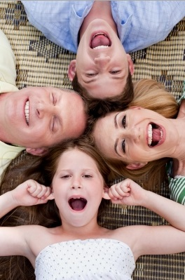 כשאמא מאושרת כל המשפחה מאושרת