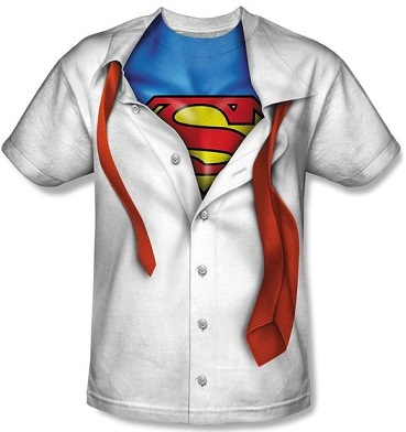 טי שירט סופרמן