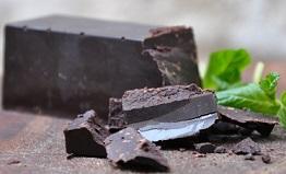 שוקולד טוב לעור