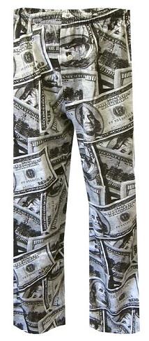 מכנסי כסף