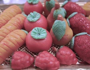 פירות מרציפן