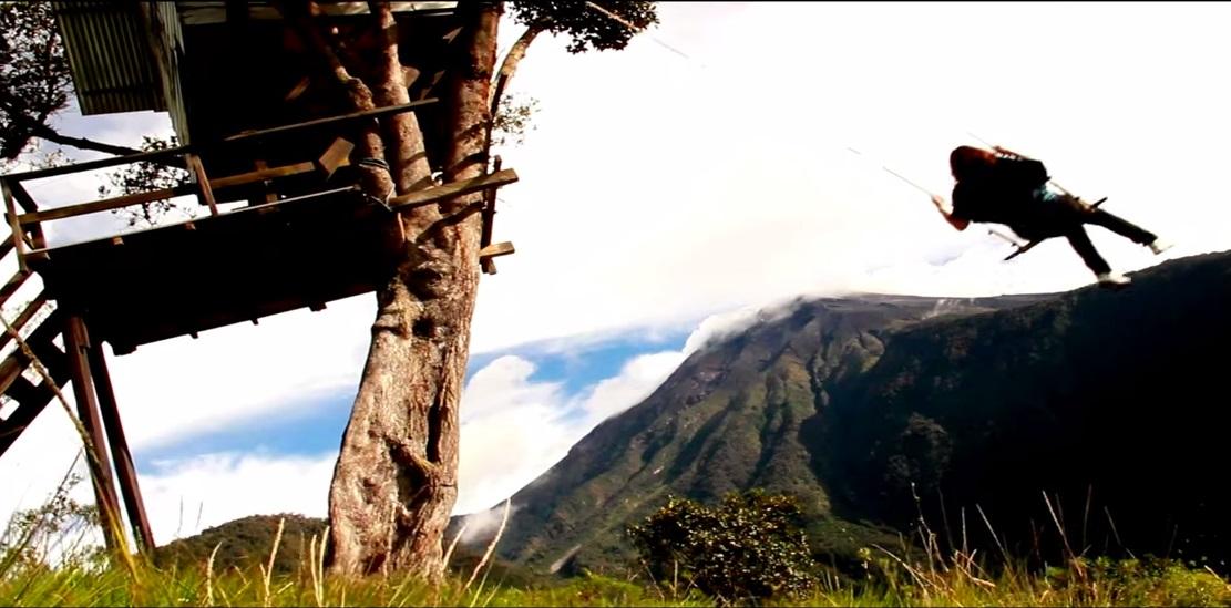 נדנדה באקוודור