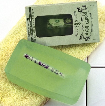 סבון כסף