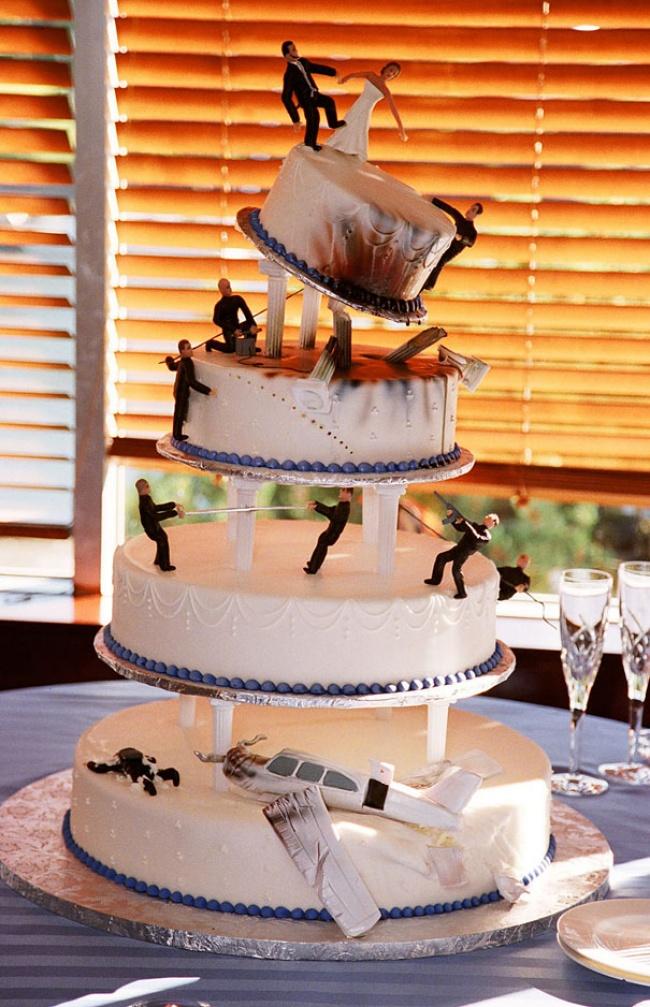 עוגת ג'יימס בונד