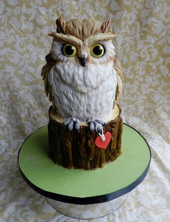 עוגת ינשוף