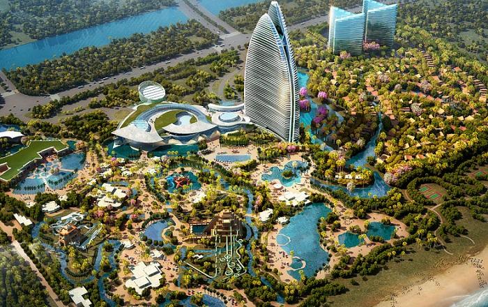 מלון אטלנטיס בסין