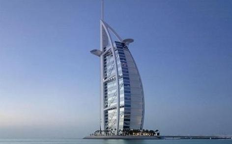 מלון בורג' אל ערב- איחוד האמירויות הערביות