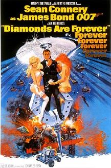 ג'יימס בונד- יהלומים לנצח