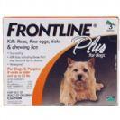 """פרונטליין + כלב 2-10 ק""""ג"""