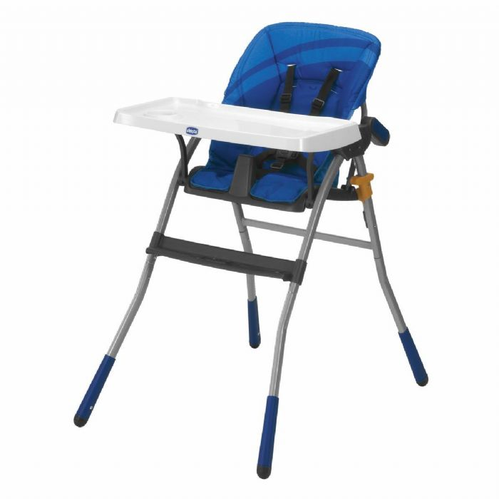 כסא אוכל ג'זי - Jazzy   כחול Blue Wave