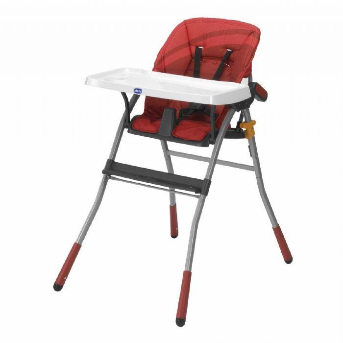 כסא אוכל ג'זי - Jazzy | אדום Red Wave