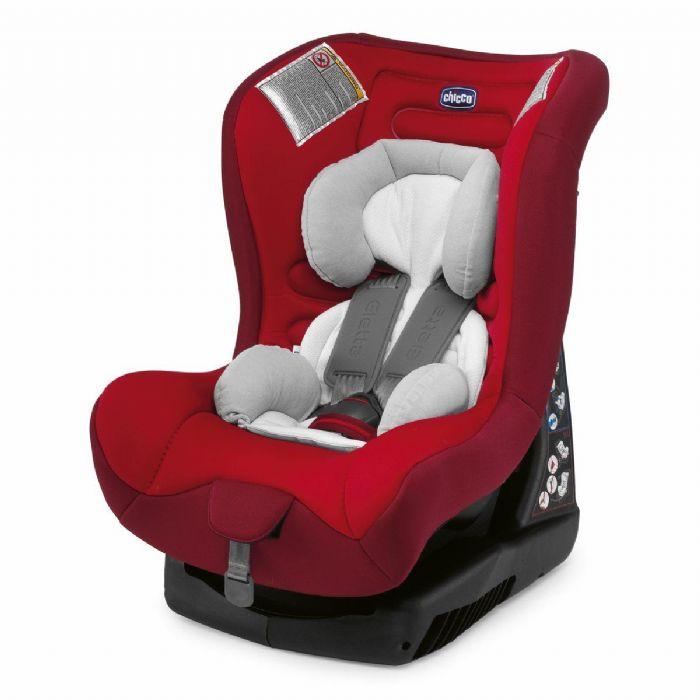 כסא בטיחות אלטה - Eletta | אדום Scarlet / Paprika