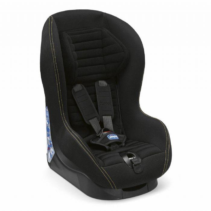 כסא בטיחות אקספייס - Xpace   שחור Black