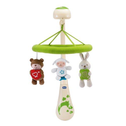 מובייל חלומות מתוקים  - Sweet Dreams Cot Mobile | צבעי בייבי Baby Colors