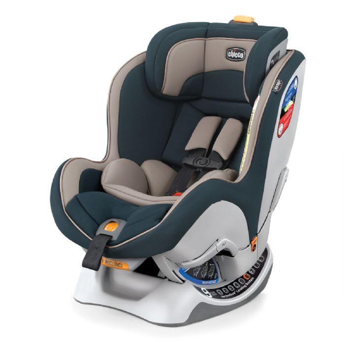 כיסא בטיחות נקסטפיט - NextFit | כחול/אפור Kuma