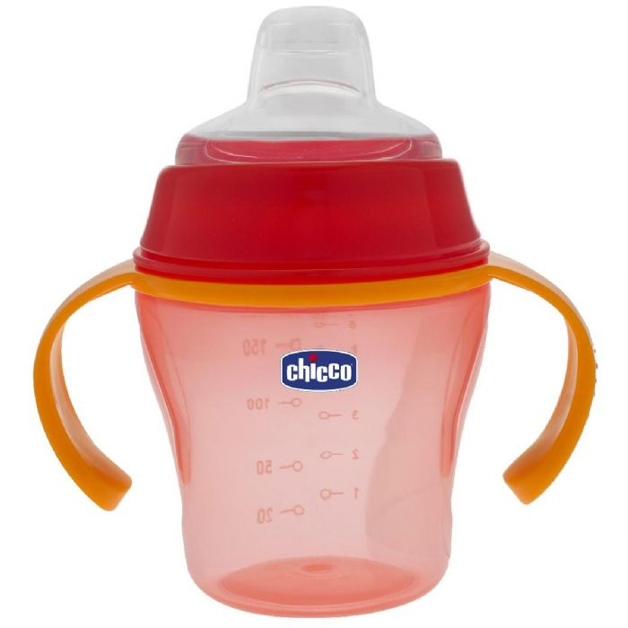 כוס אימון רכה - Soft Cup | אדום Red