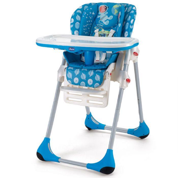 כסא אוכל פולי - Polly | כחול Moon