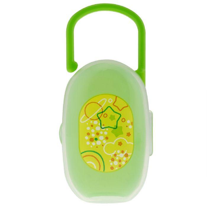 קופסה למוצץ - Dummy Storage Box | ירוק Green