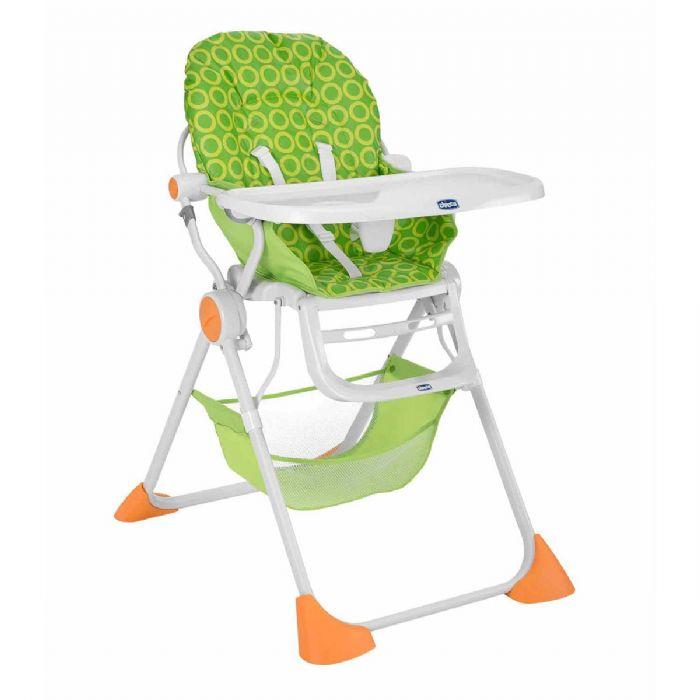 כסא אוכל פוקט לנץ' - Pocket Lunch | ירוק Jade