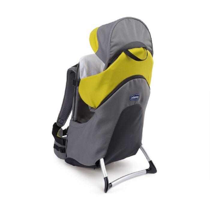 מנשא גב פיינדר - Finder Backpack | ירוק Green Wave