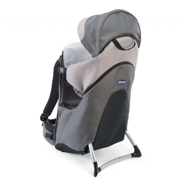 מנשא גב פיינדר - Finder Backpack | אפור Dove Grey